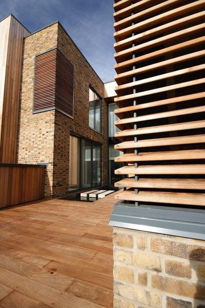 Contrasol Timber Brise Soleil