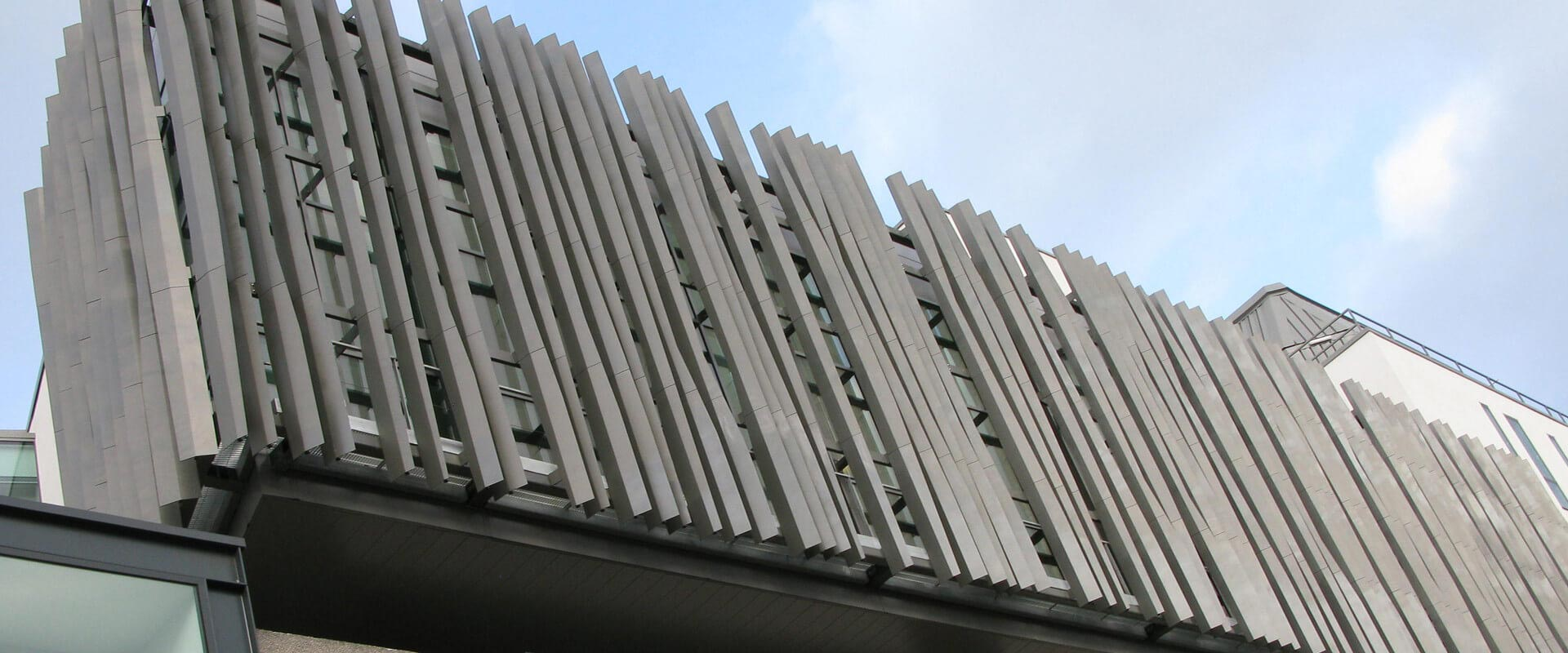 Contrasol solar shading solutions for Brise soleil design